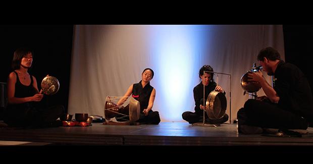 So New-So Old, So Far-So Near. Korean Shaman Musik v.s Ny Kompositions Musik.