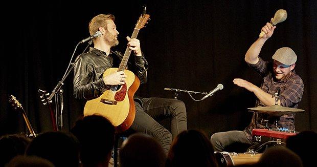 Mike Andersen / Jens Kristian Dam